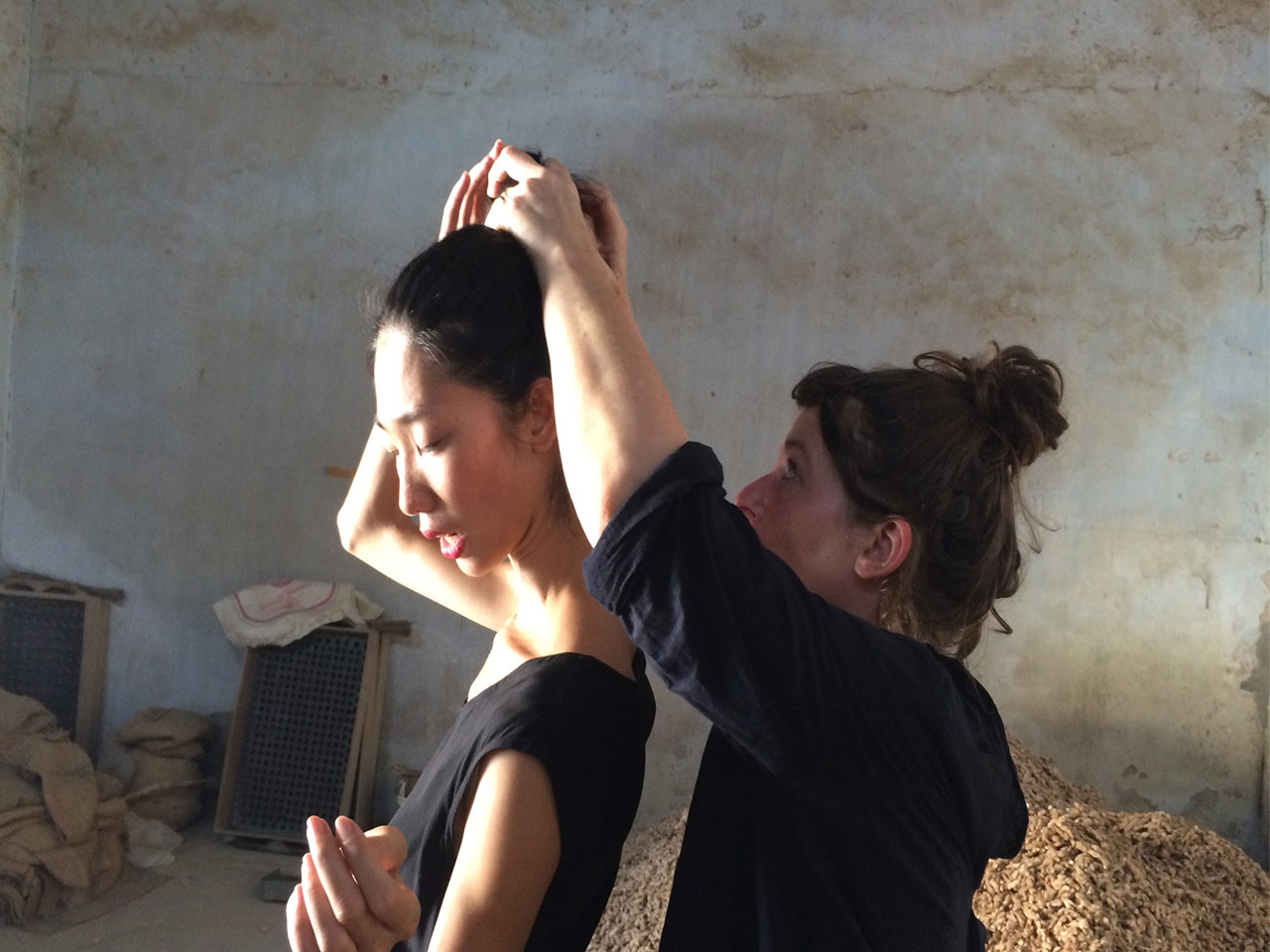 doing-hair